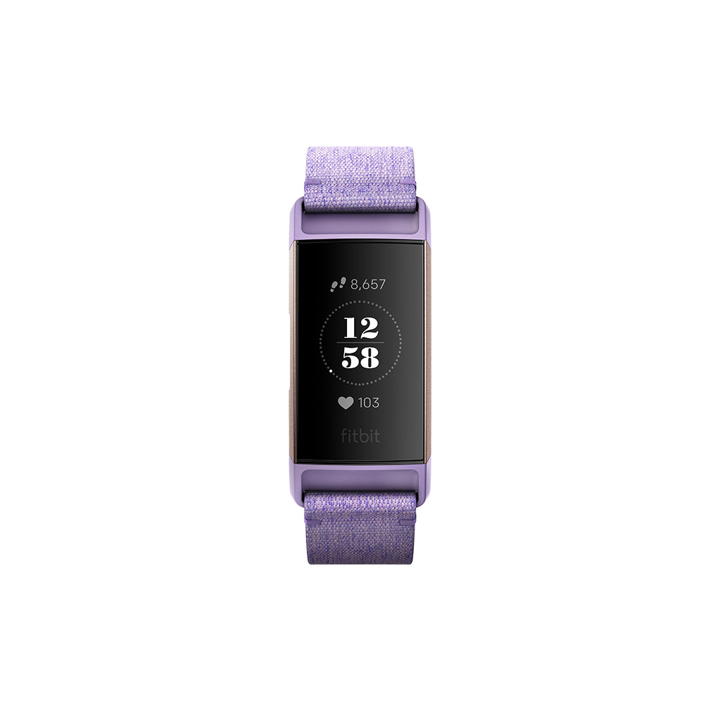 FitBit Charge 3 Special Edition Activiteitentracker Lavendel