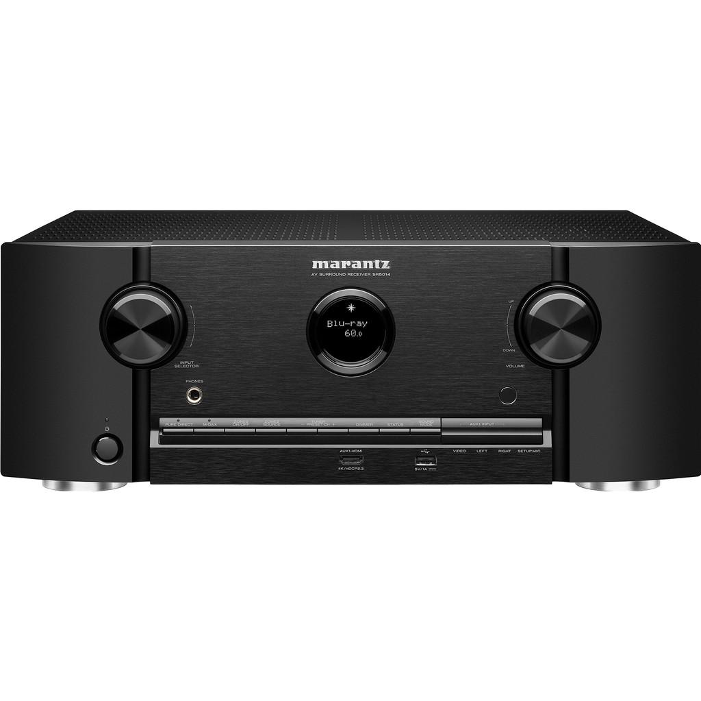 Marantz receiver SR5014 zwart