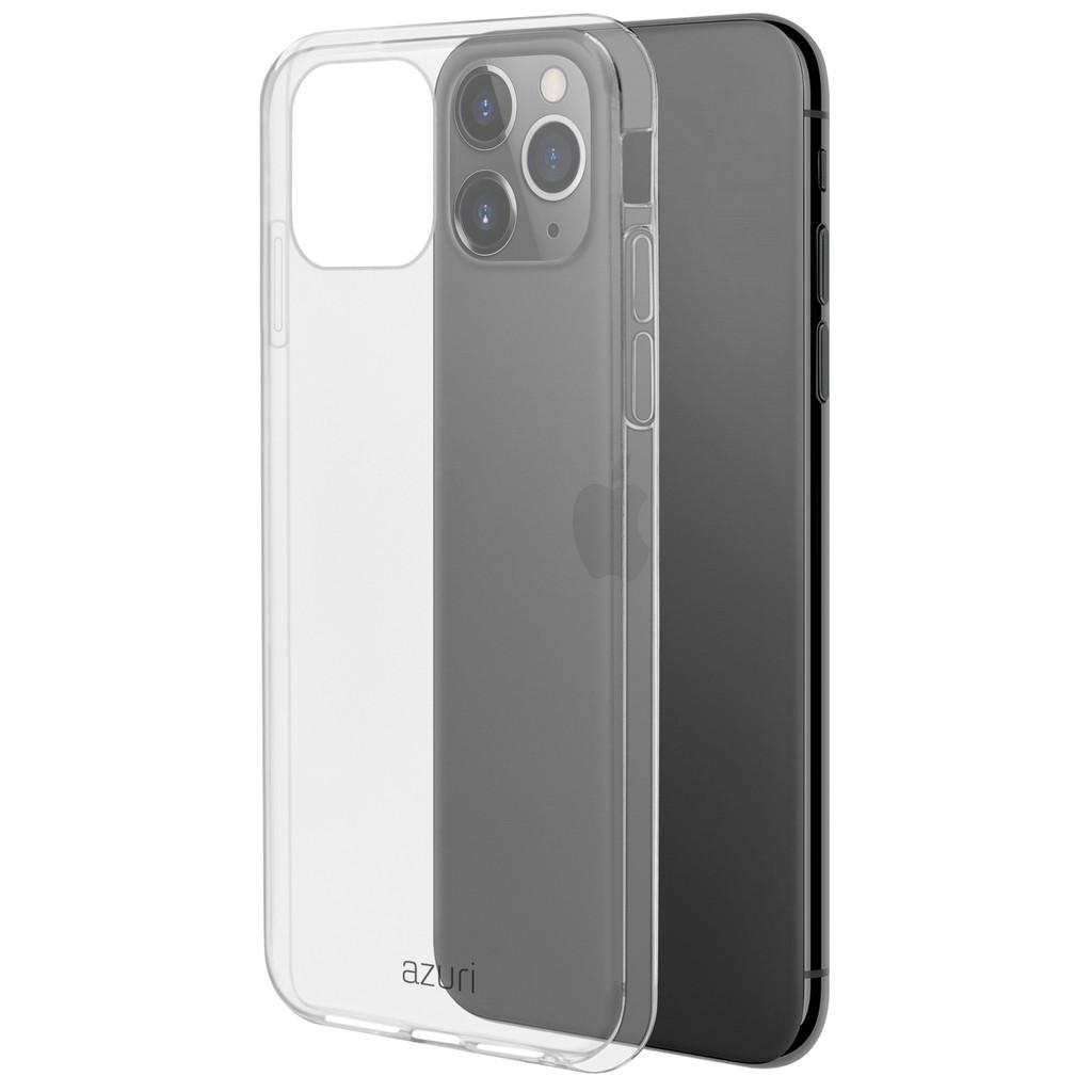 Azuri TPU Apple iPhone 11 Pro Back Cover Transparant