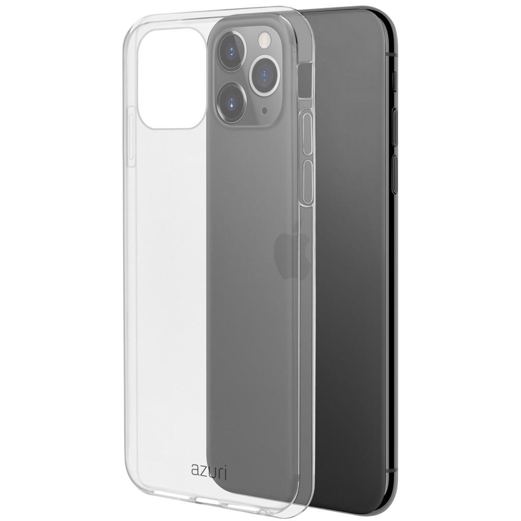 Azuri TPU Apple iPhone 11 Pro Max Back Cover Transparant
