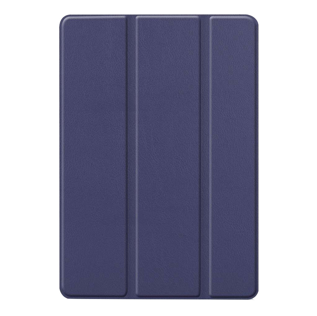 Just in Case Smart Tri-Fold Apple iPad (2019) Book Case Blauw kopen