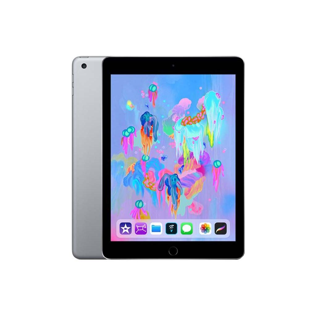 iPad 9.7 128GB WiFi Spacegrijs