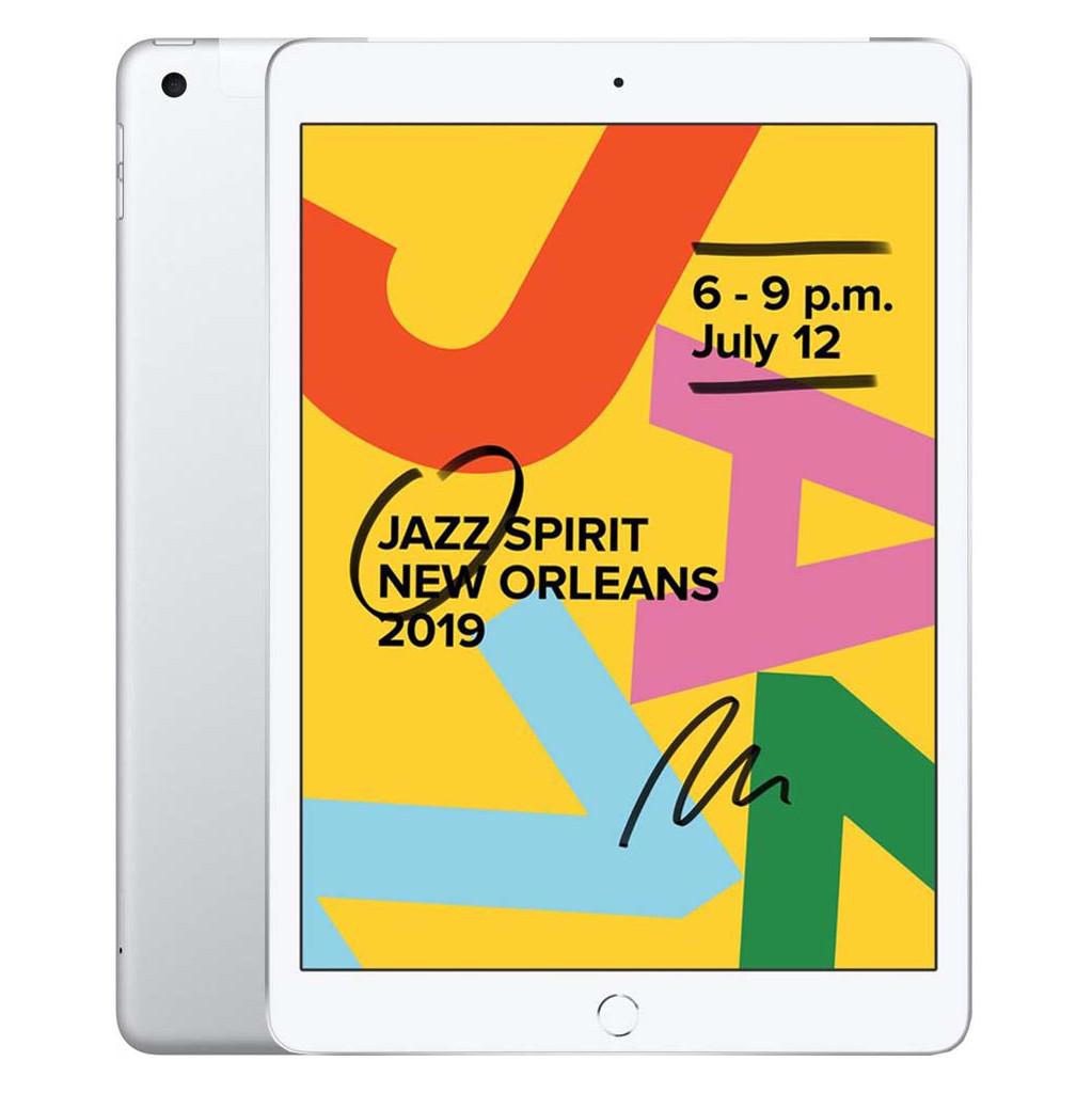 Apple iPad (2019) 32GB Wifi + 4G Zilver
