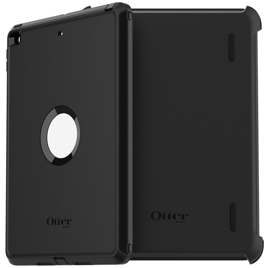 Otterbox Defender Apple iPad (2019) Full Body Case Zwart kopen