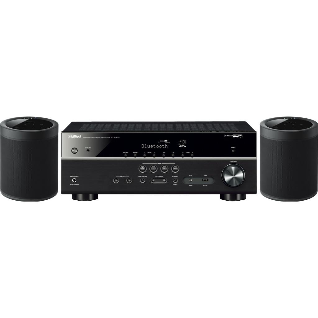 Yamaha HTR 4072 MusicCast 20  Nu voor 617 euro!