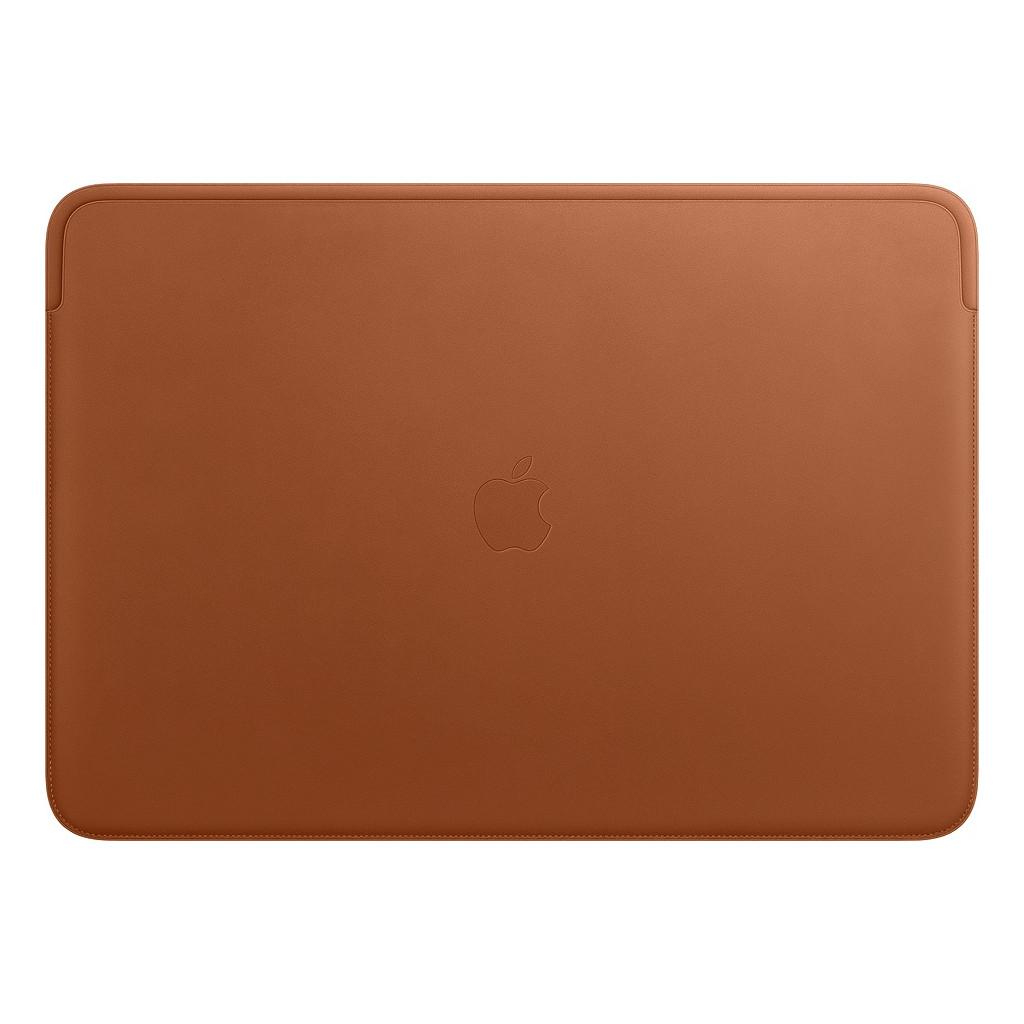 Apple MacBook Pro 16'' Leather Sleeve Zadelbruin kopen