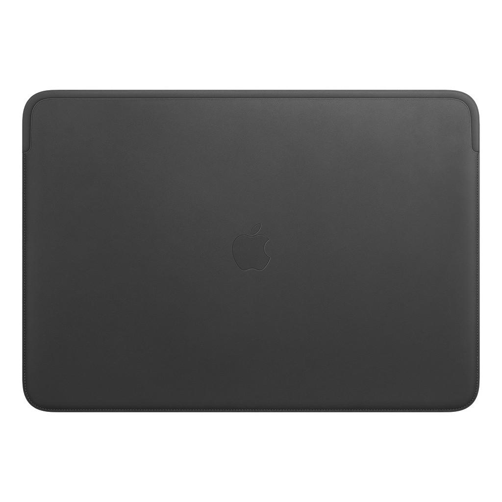 Apple MacBook Pro 16'' Leather Sleeve Zwart kopen