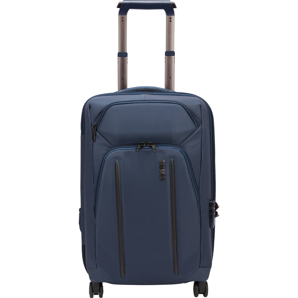 Thule Crossover 2 Expandable Carry-on 55cm Dress Blue kopen