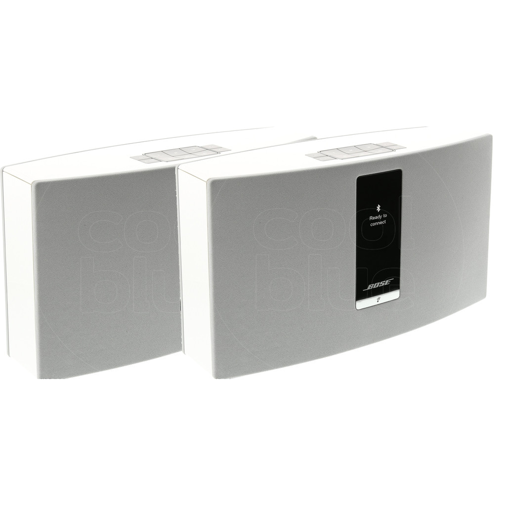 Bose SoundTouch 20 III Wit Duo Pack