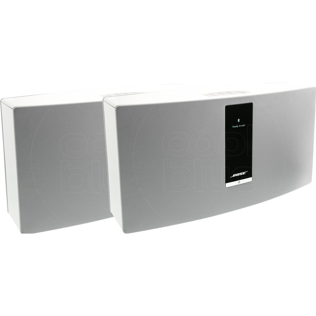 Bose SoundTouch 30 III Wit Duo Pack