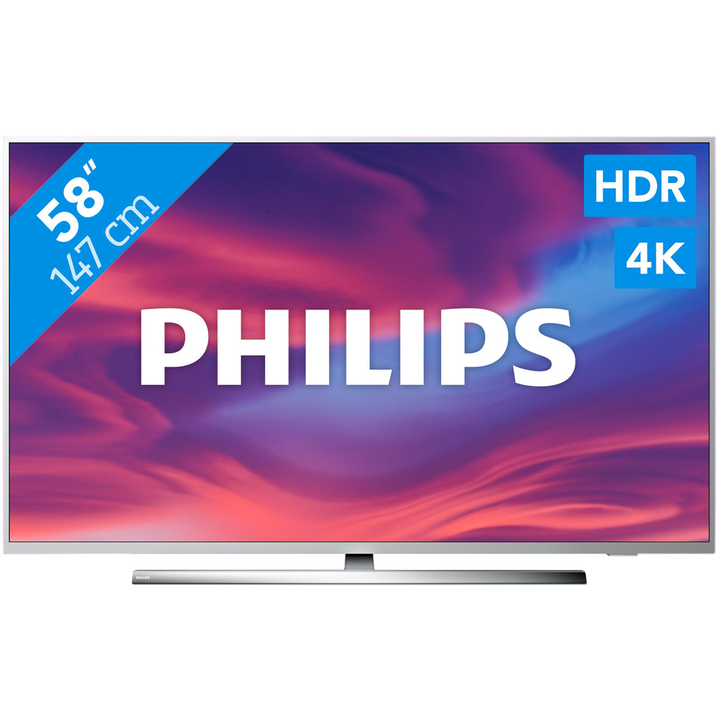 Philips 'The One' 58PUS7304-12 led-tv (146 cm -58 inch), 4K Ultra HD, smart-tv