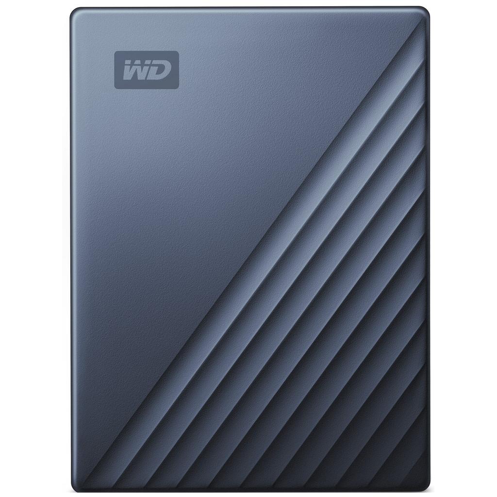 WD My Passport for Mac 2TB Type C Blauw kopen