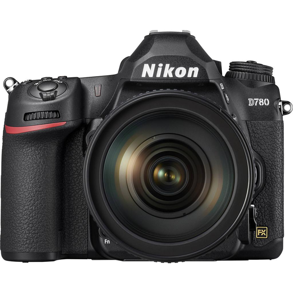 Nikon D780 + AF-S 24-120mm f/4 VR-Geschikt voor type fotograaf: Expert  Type sensor: Full frame  Inclusief 24-120mm lens