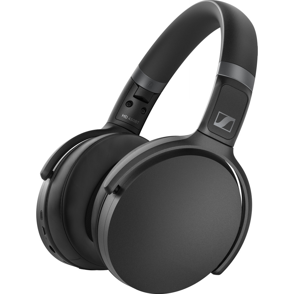 Sennheiser HD 450BT on-ear hoofdtelefoon