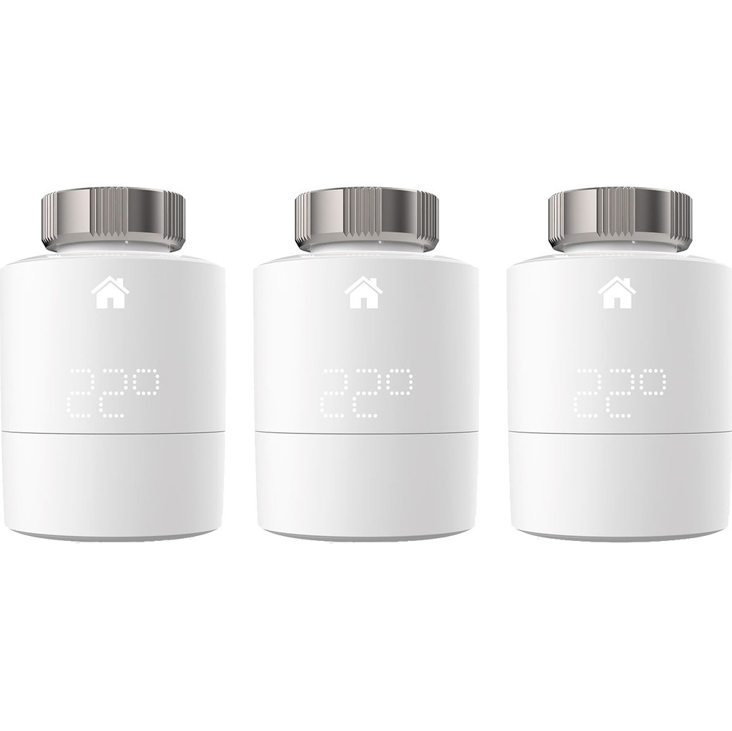 Tado Slimme Radiator Thermostaat 3 Pack