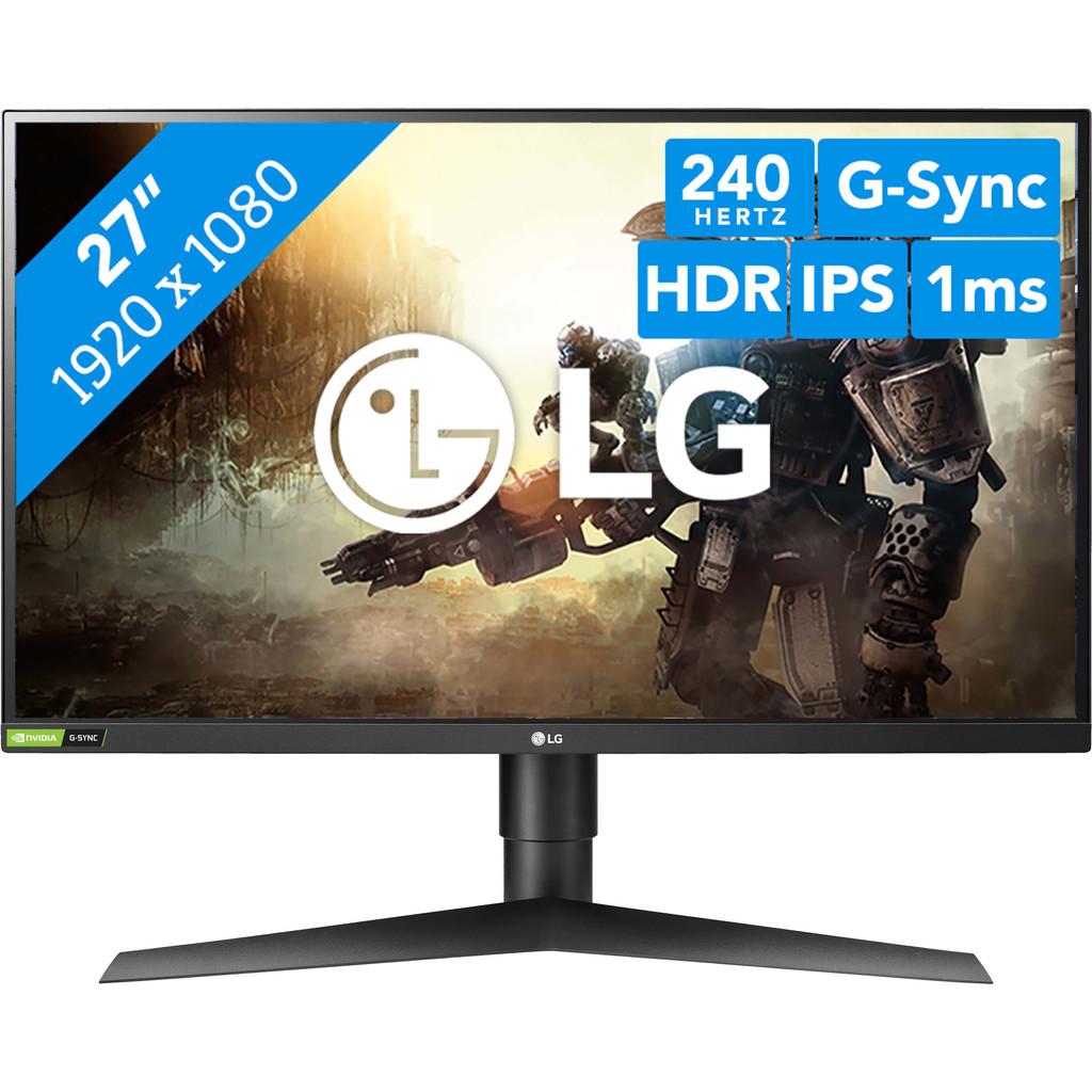 Tweedekans LG 27GN750 UltraGear