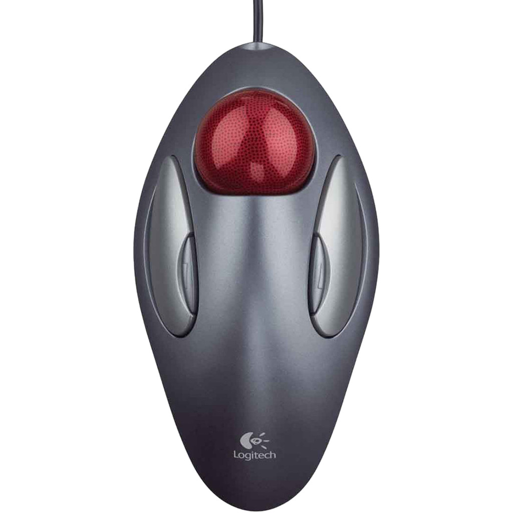 Logitech TrackMan Marble Muis