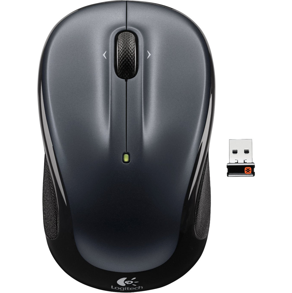 Logitech Wireless Mouse M325 (Grijs)