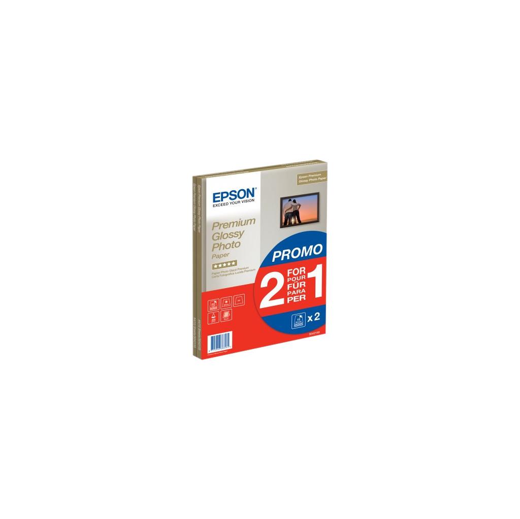 Epson Premium Glossy Fotopapier 30 vel (A4)