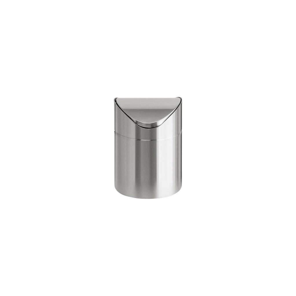EKO Tafelafvalbakje RVS 1,5 Liter