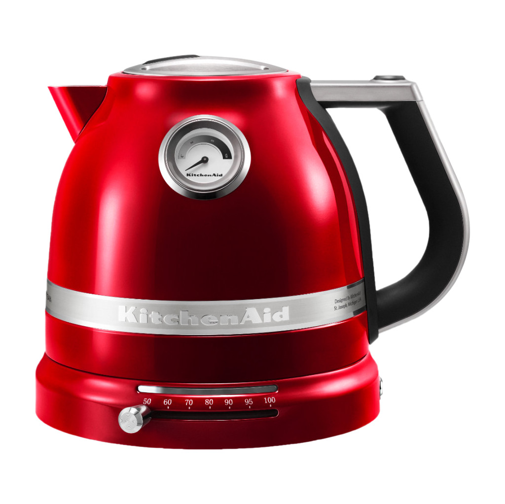 KitchenAid 5KEK1522ECA Waterkoker Candy Apple Red