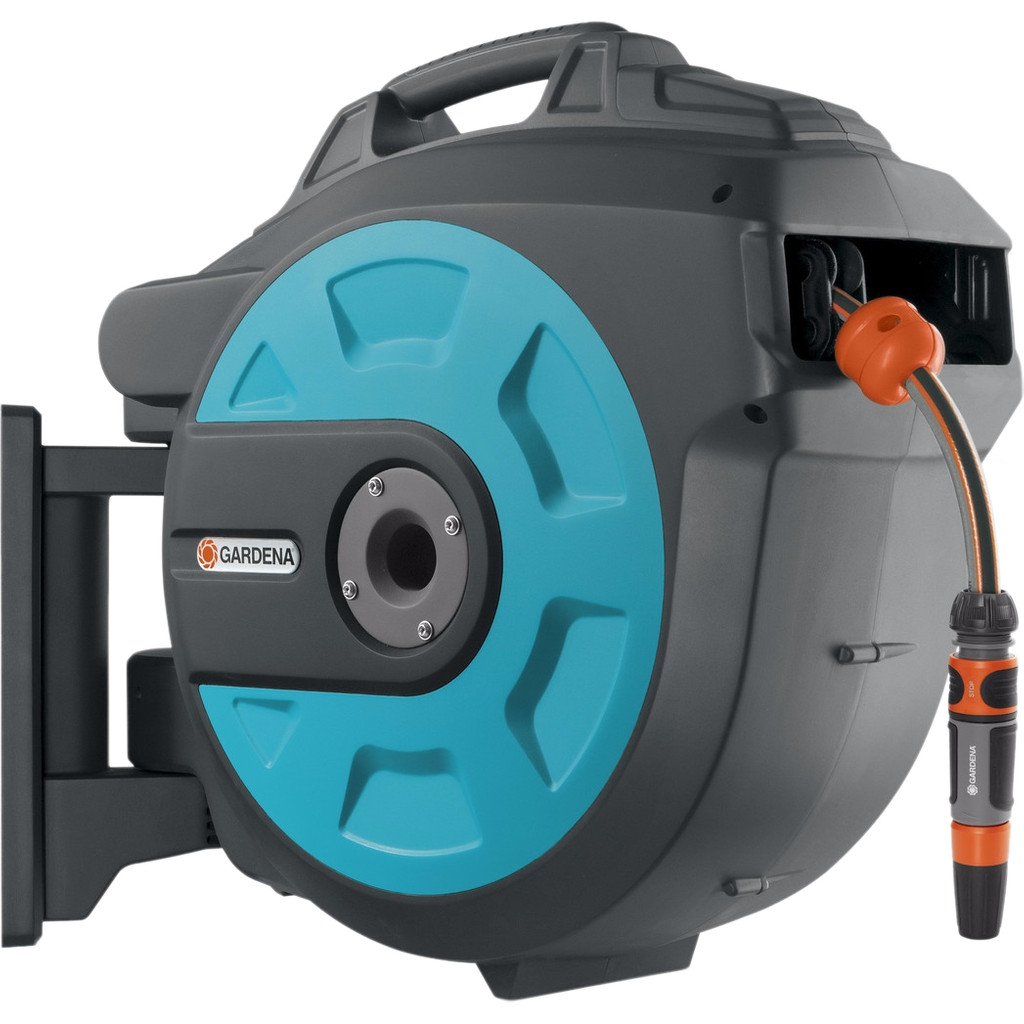 Gardena Comfort 25 Roll up Automatic