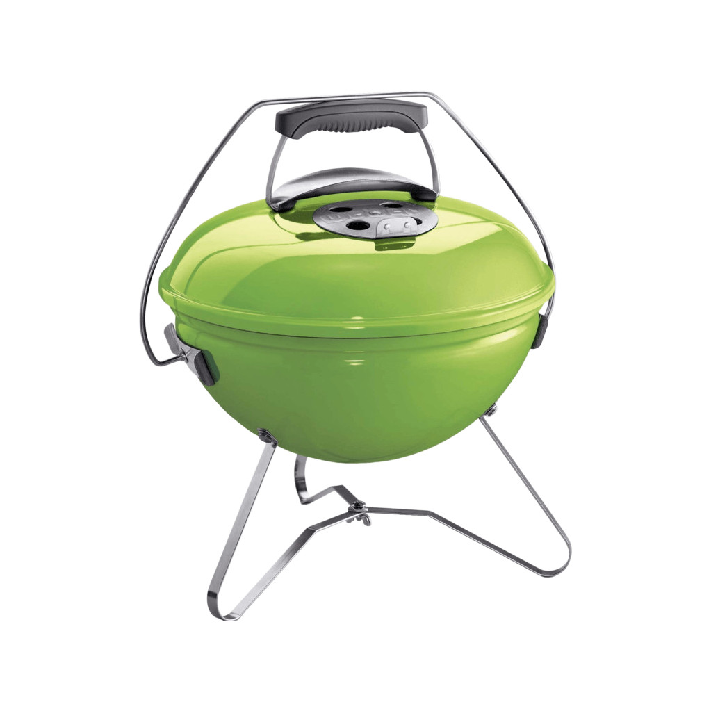 Smokey Joe Premium Spring Green Houtskoolbarbecue