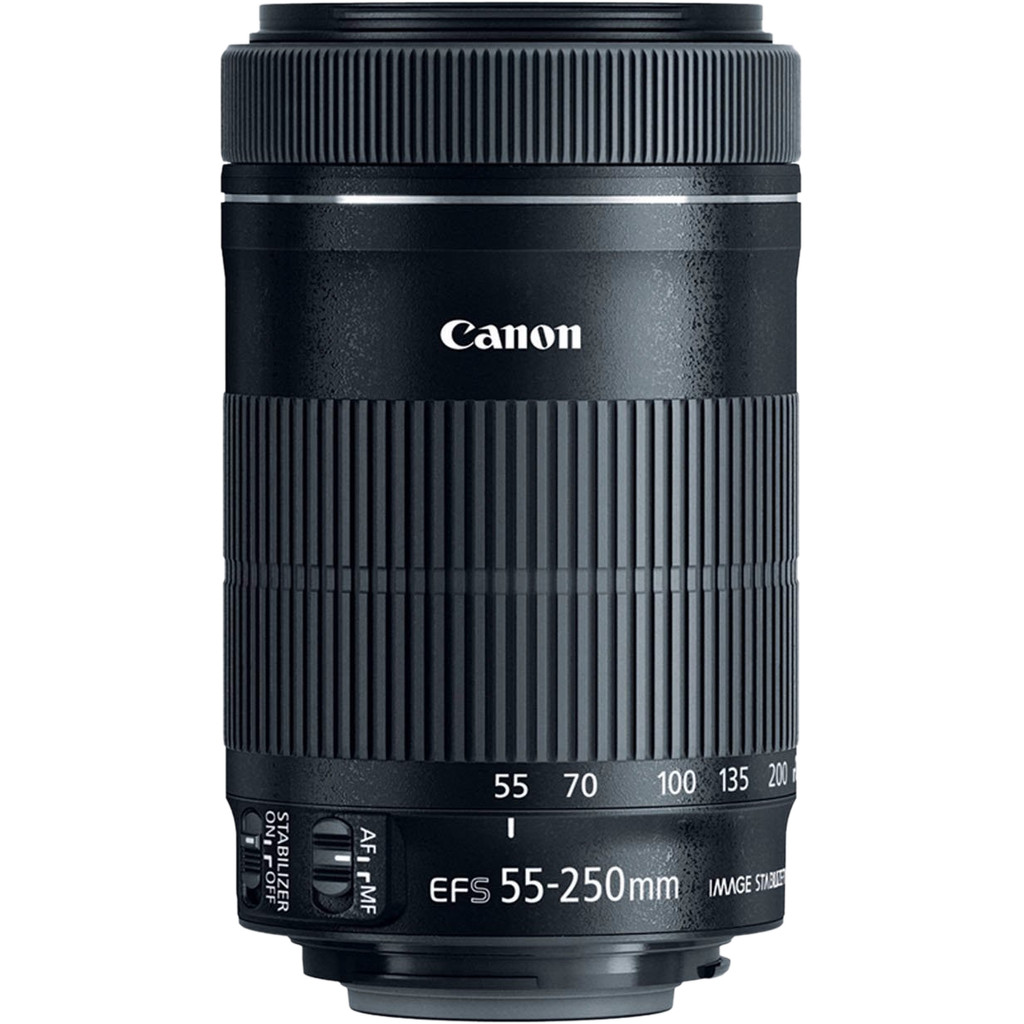 CANON EFS 55-250 IS STM