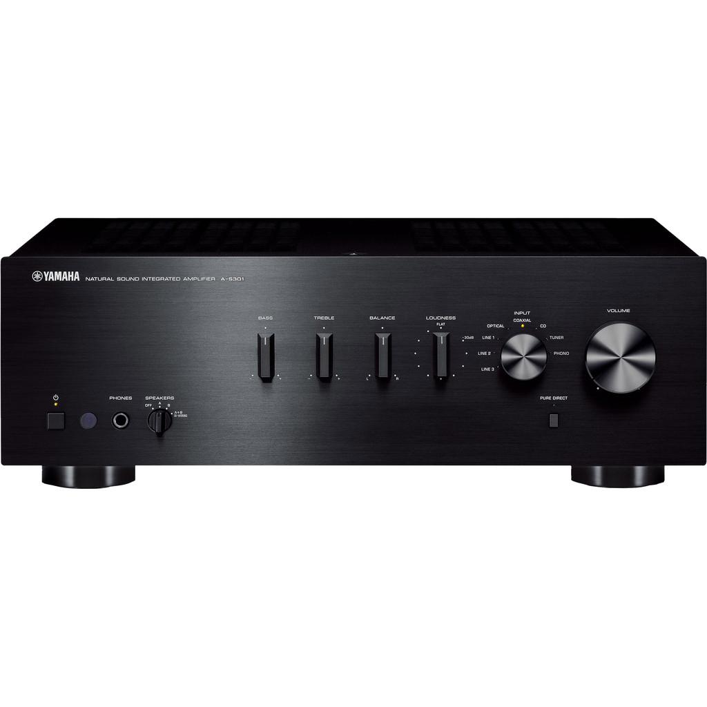 AS-301 Zwart