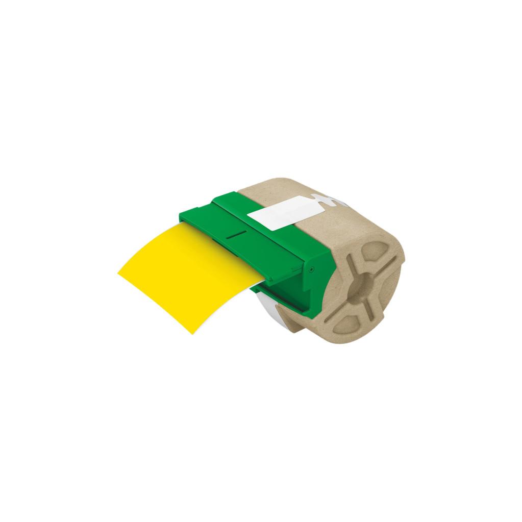 Plastic cartridge 88mm Geel