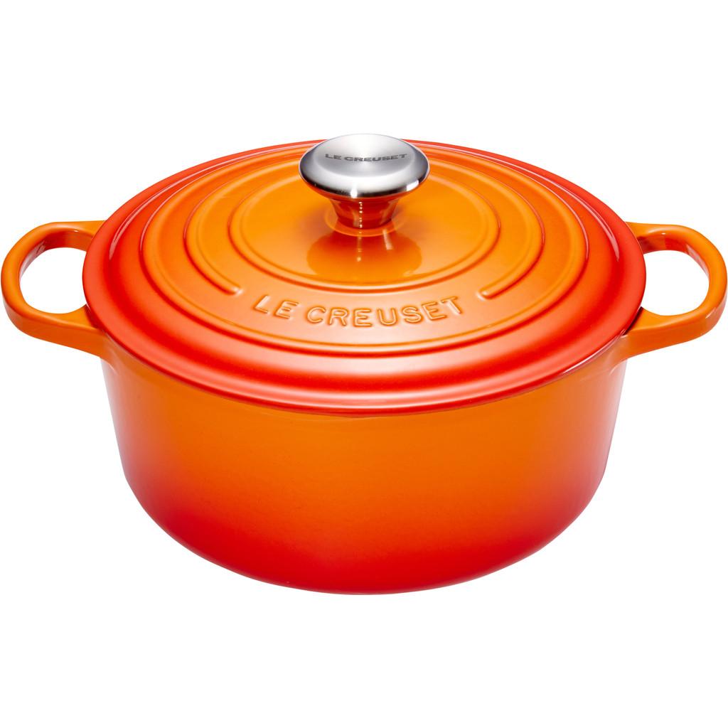 Le Creuset Braadpan Oranje 24cm