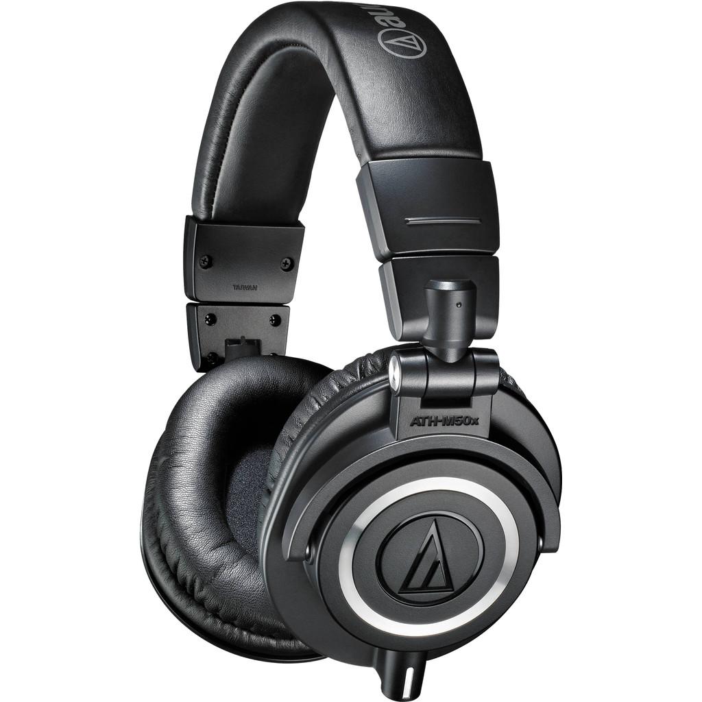 Tweedekans Audio-Technica ATH-M50X Zwart