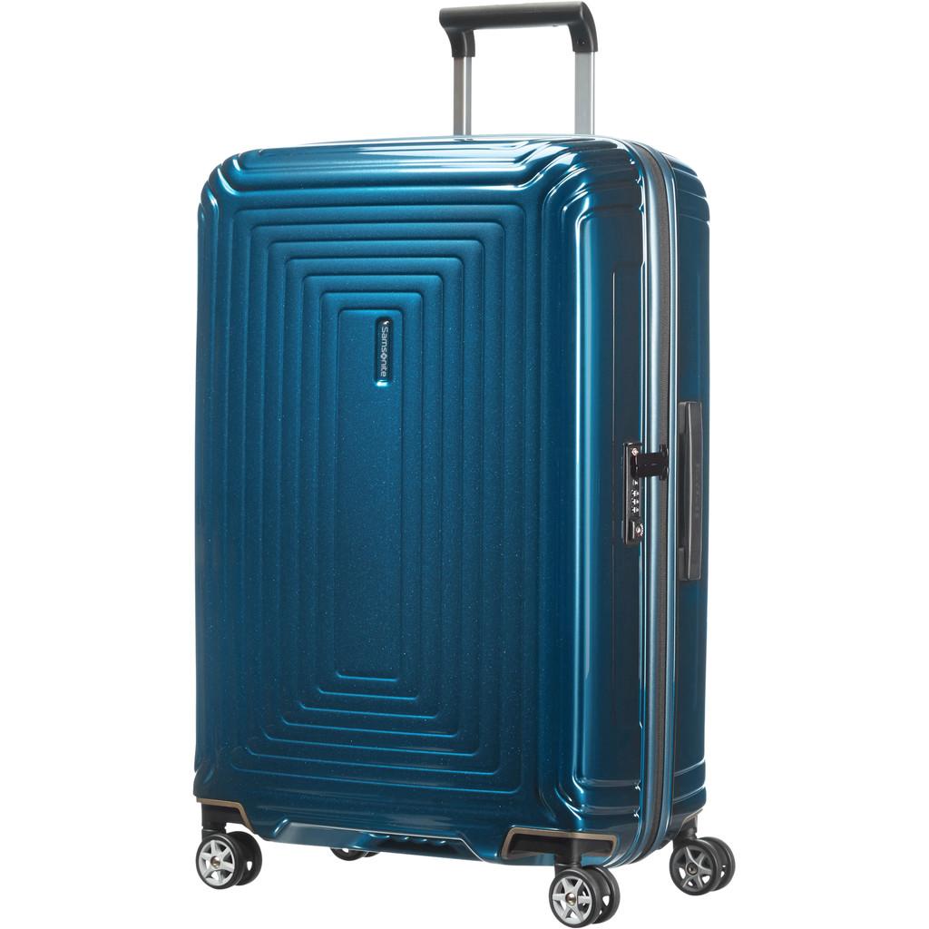 Samsonite Neopulse Spinner 69cm Metallic Blue