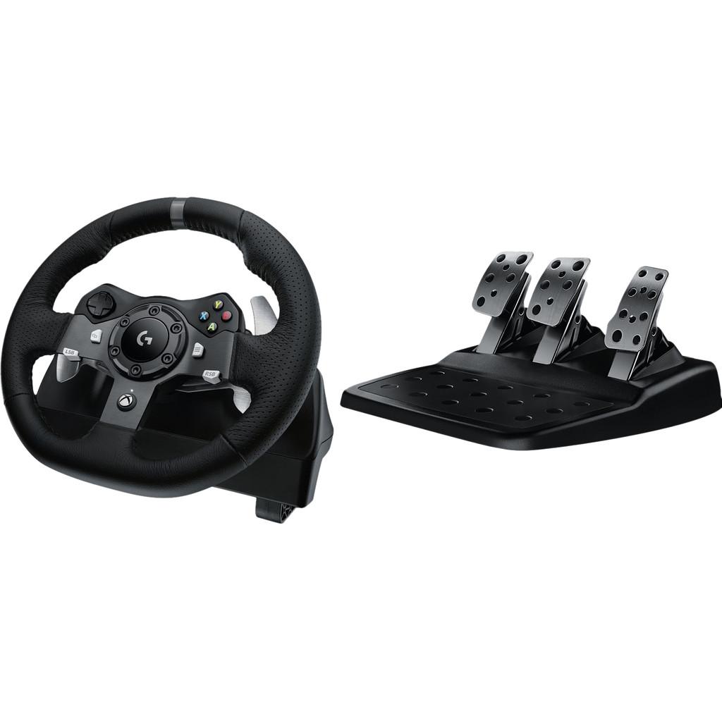 Tweedekans Logitech G920 Driving Force voor Xbox en PC