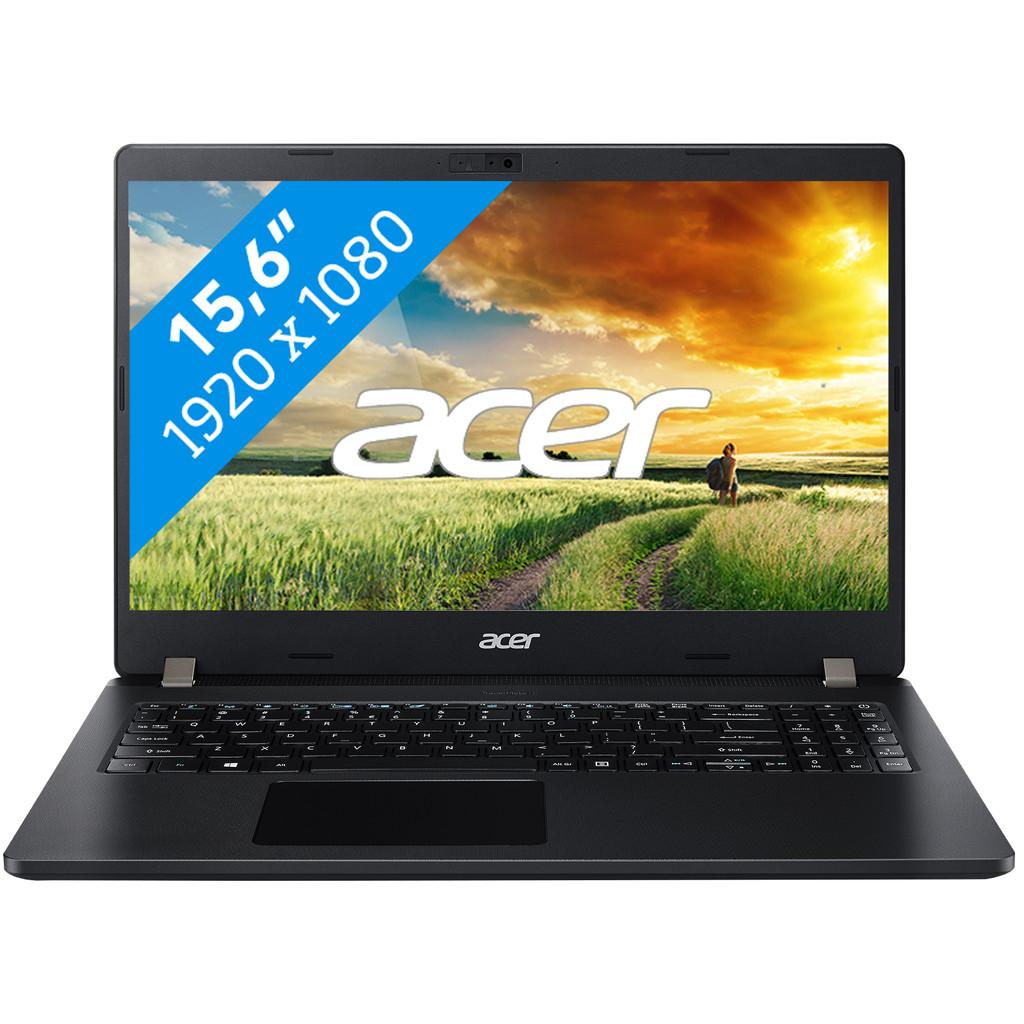 Acer TravelMate P2 TMP215-52-516R Zwart Notebook 39,6 cm (15.6 ) 1920 x 1080 Pixels Intel® 10e gene
