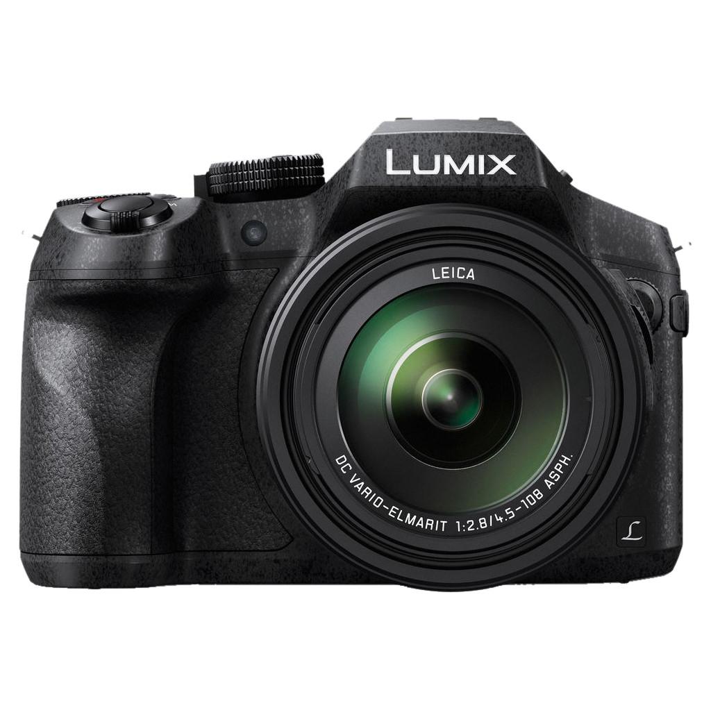 Panasonic Lumix DMC-FZ300 compact camera Zwart