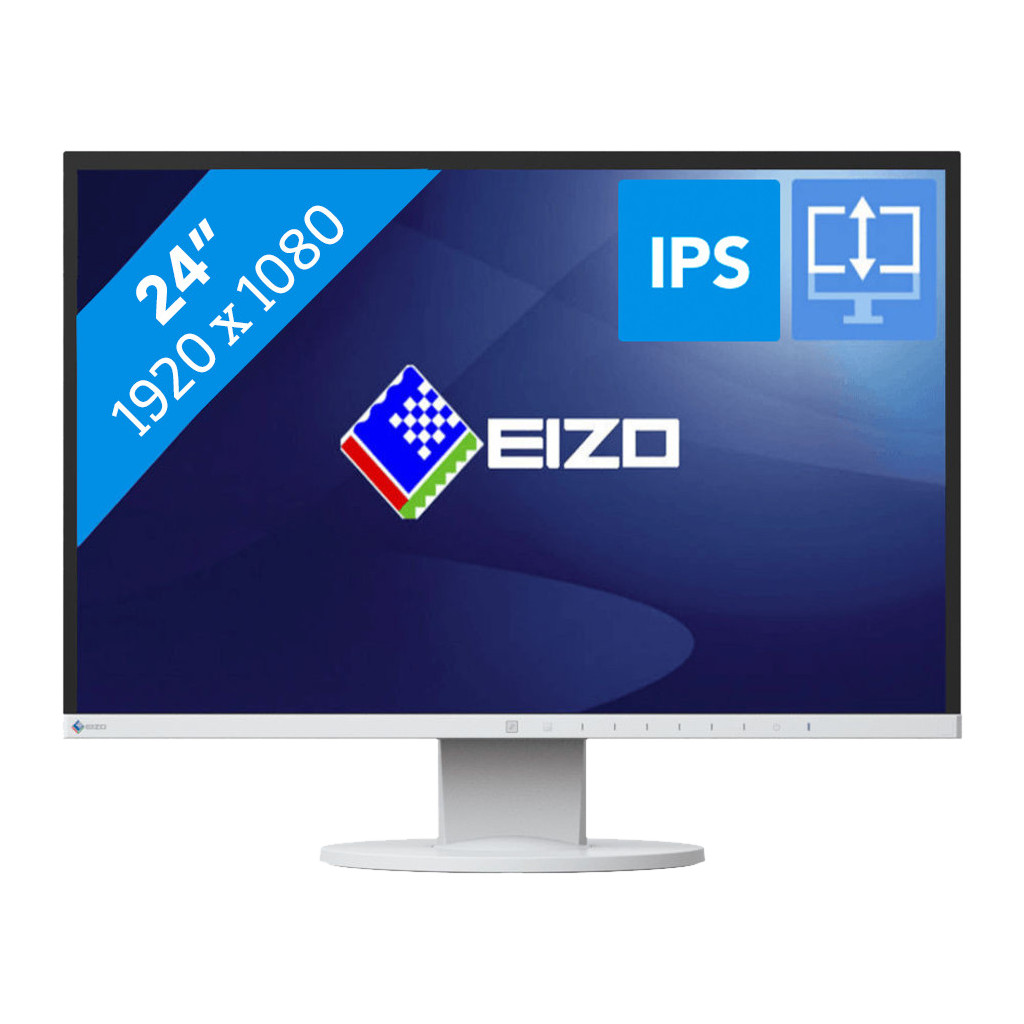 Tweedekans Eizo FlexScan EV2450-WT