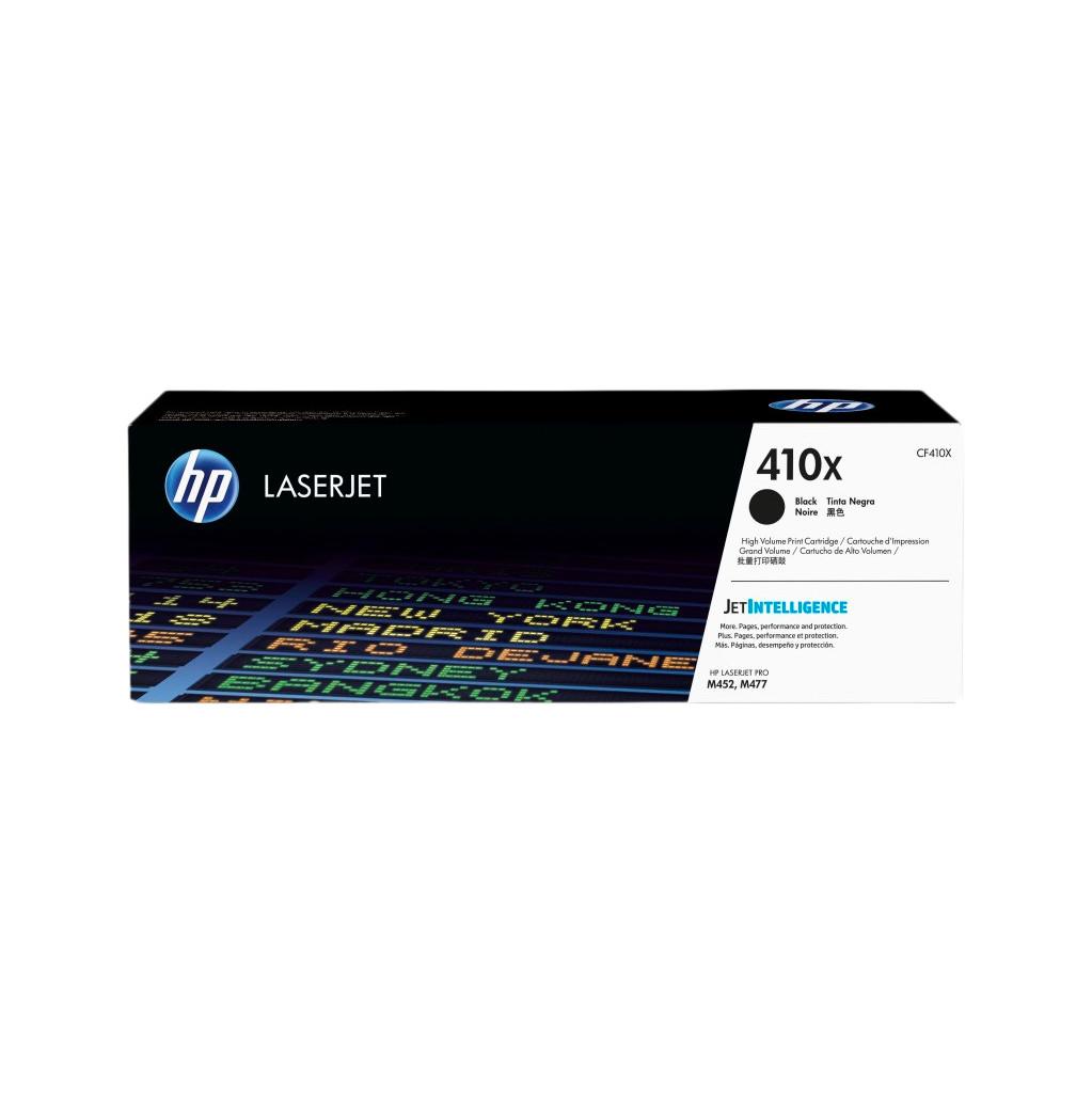 Tweedekans HP 410X Toner Zwart (Hoge Capaciteit)