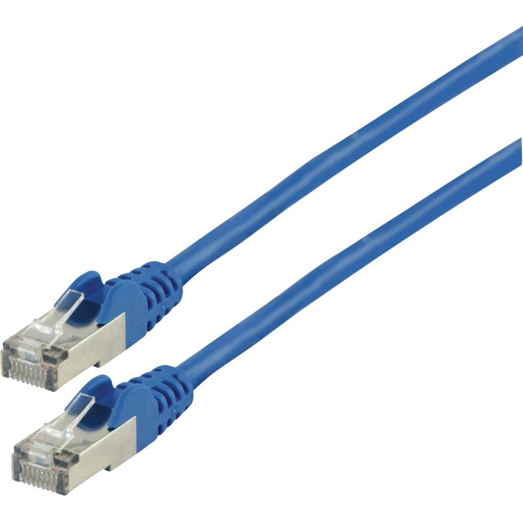 Valueline Netwerkkabel FTP CAT6 1 meter Blauw