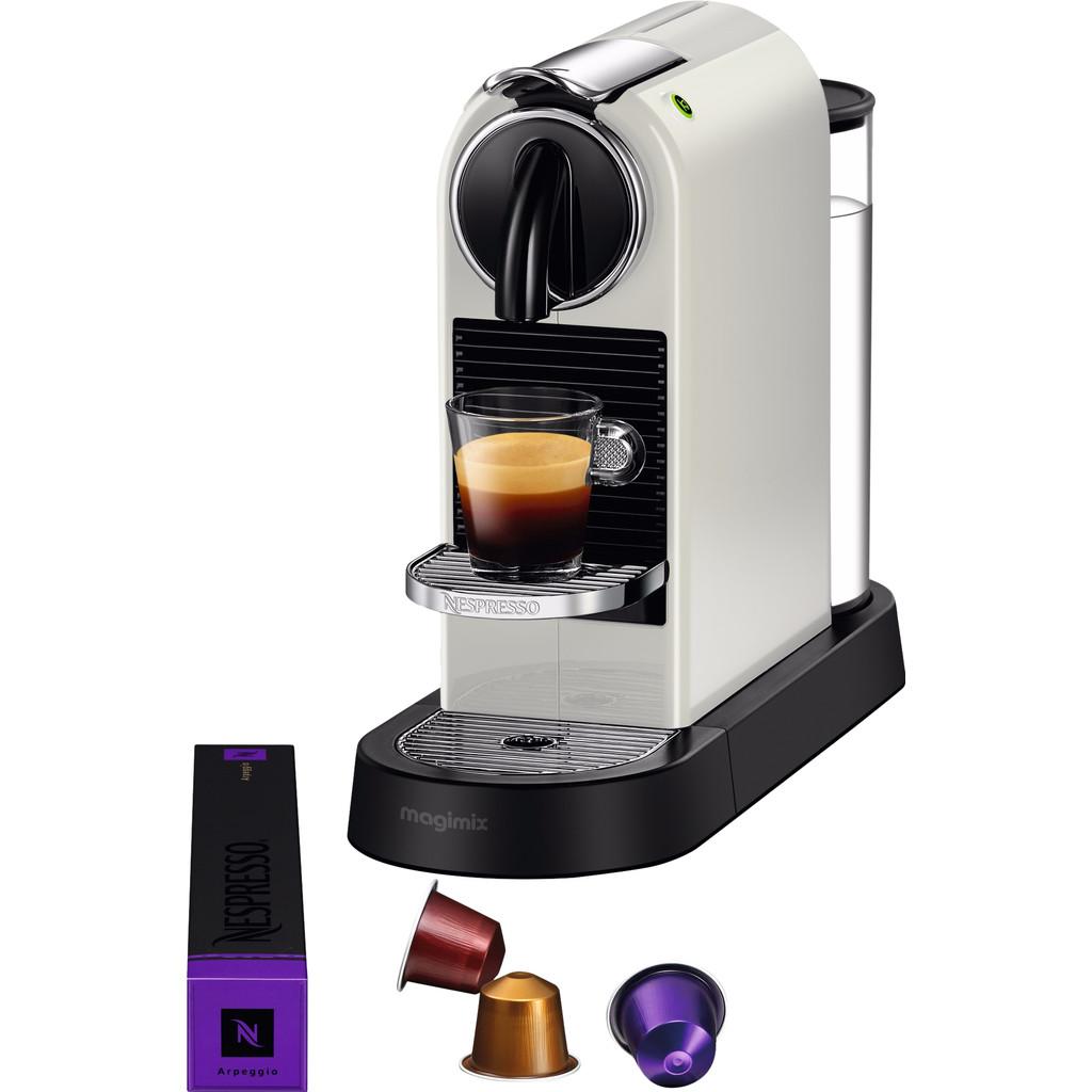 Magimix Nespresso CitiZ M196 Wit