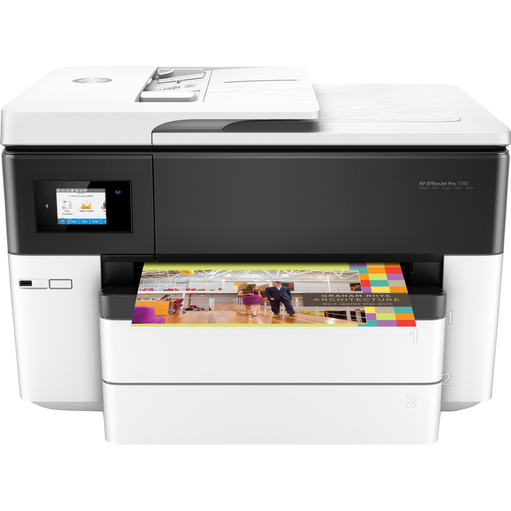 HP Officejet Pro 7740 All-in-One (G5J38A#A80)