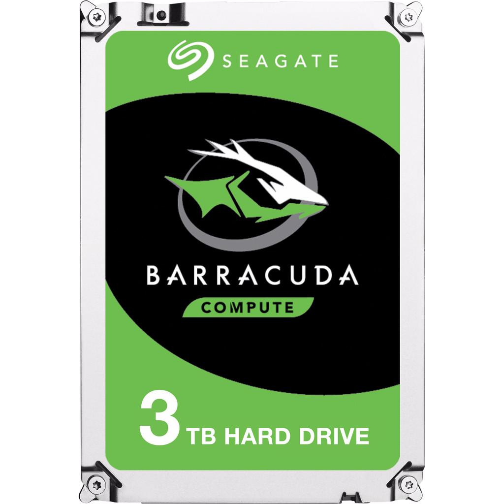Seagate Barracuda 3TB SATAIII 3000GB SATA, SATA II, SATA III