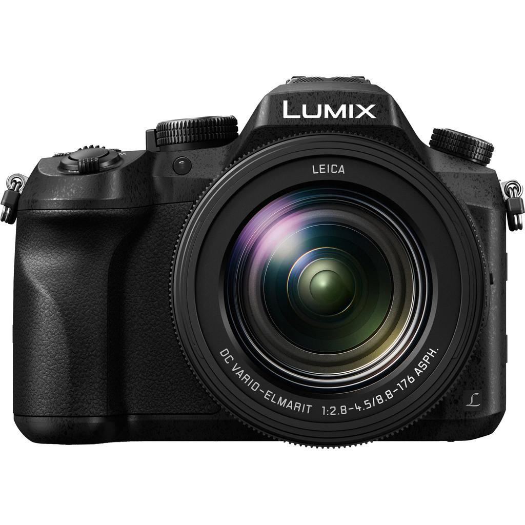 Panasonic Lumix DMC-FZ2000-20,1 megapixel MOS sensor  20x optische zoom  Wifi  4K videofunctie  Maximaal diafragma f/2.8