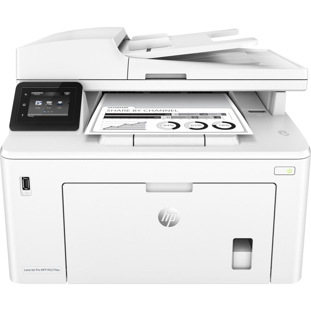 Tweedekans HP LaserJet Pro MFP M227fdw