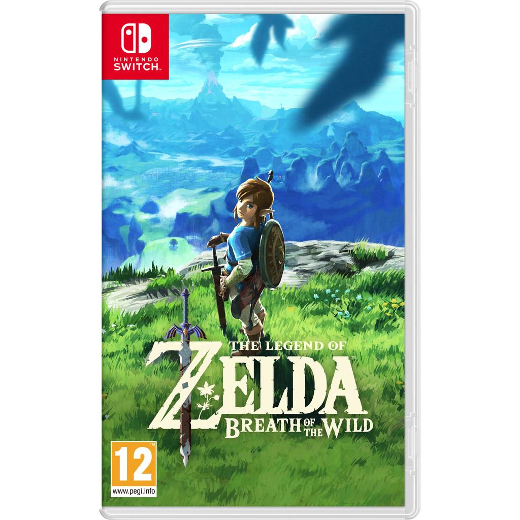 NINTENDO NETHERLANDS BV The Legend of Zelda: Breath of the Wild