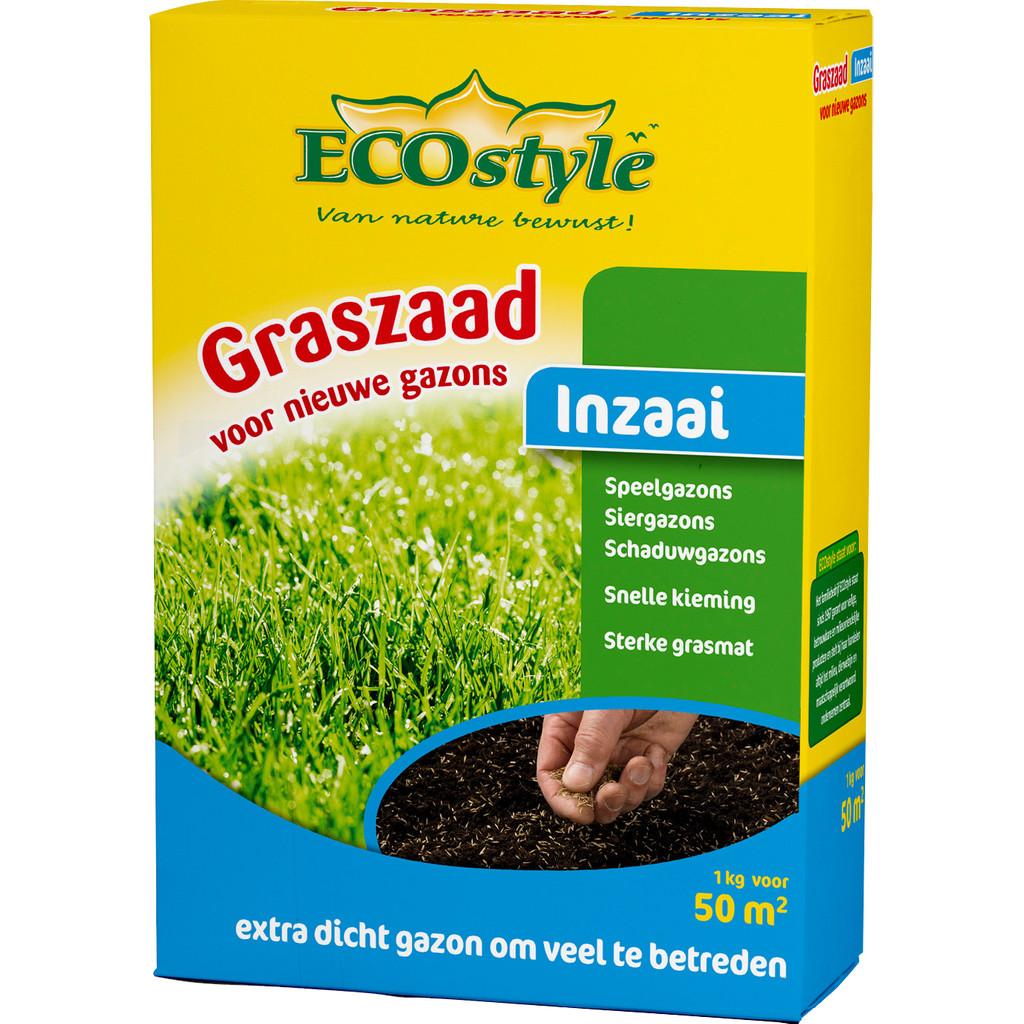 ECOStyle Graszaad-inzaai 1 kg