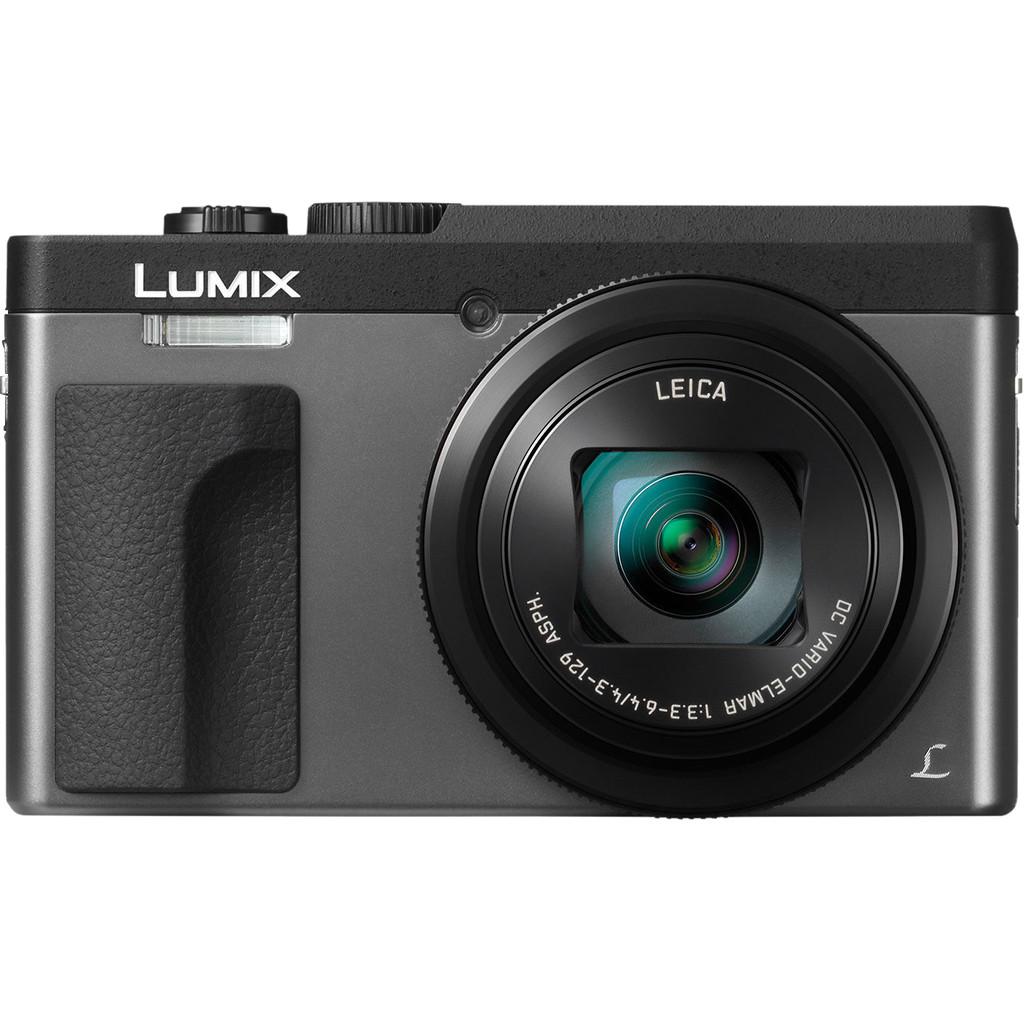 Panasonic Lumix DMC-TZ90 compact camera Zilver