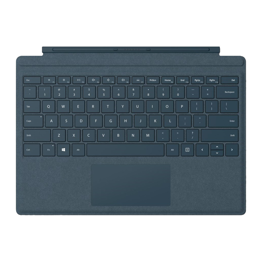 Tweedekans Microsoft Surface Pro Type Cover QWERTY Donkerblauw