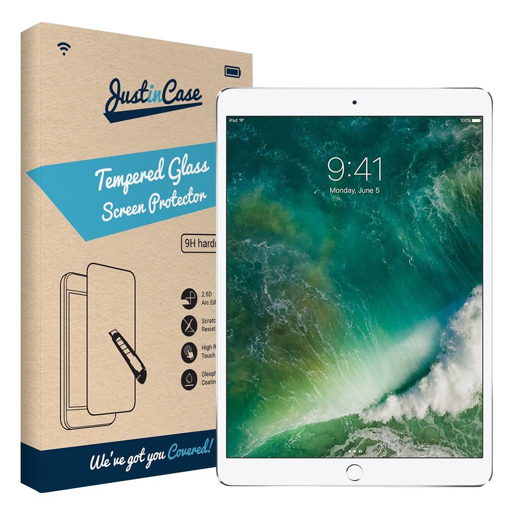 Just in Case Tempered Glass Apple iPad Pro 10.5 (2017) Arc Edge voor iPad Pro 10.5 (2017)