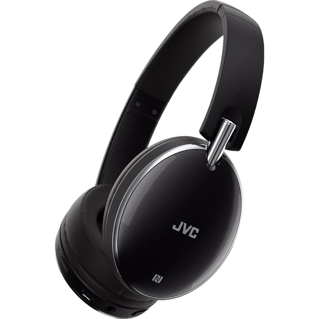 JVC HA-S90BN Over-Ear koptelefoon Zwart